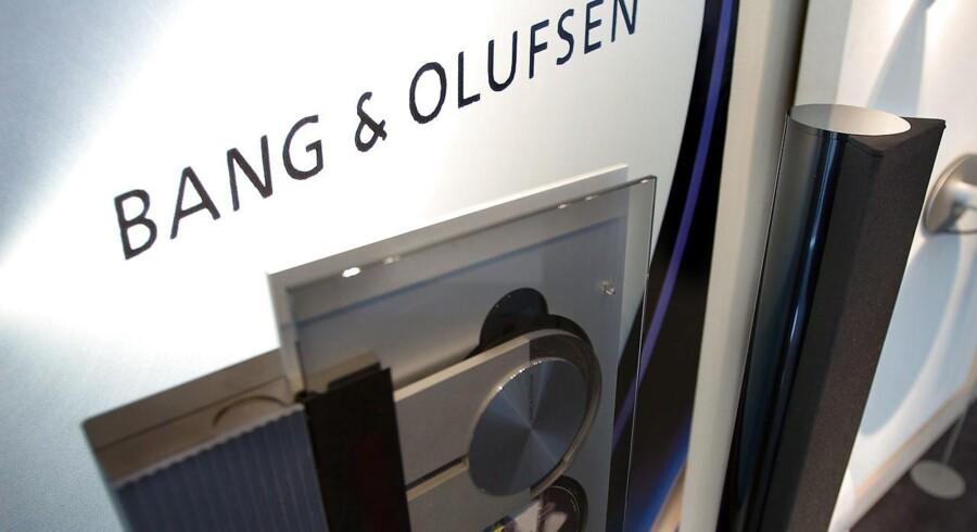 En tidligere topchef hos radio- og tv-koncernen Bang & Olufsen (B&O) i Struer opførte sig illoyalt, da han i 2013 blev medlem af bestyrelsen af den konkurrerende virksomhed Libratone, mens han fik løn fra B&O. ARKIVFOTO.