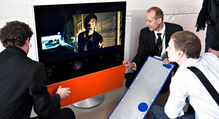 På torsdagens generalforsamling fremlagde Bang og Olufsen en strategiplan, der skal hæve virksomheds driftsresultat betydeligt inden for en 3-årig periode. Blandt andet partnerskaber inden for produktionen af TV skal være en del af løsningen.