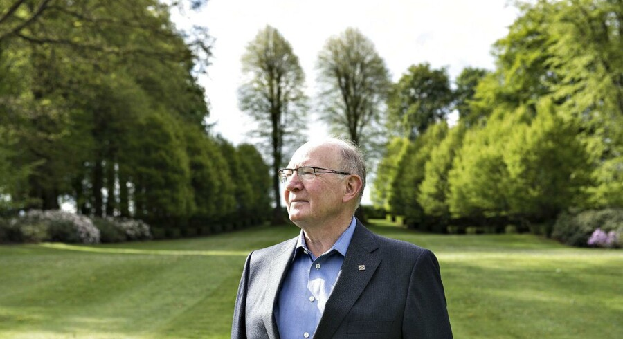 Niels Due Jensen, tidl. direktør i Grundfos, er i år for første gang ikke at finde på rigelisten.