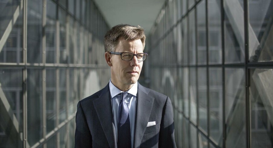 Egmonts administrerende direktør Steffen Kragh indstilles som ny bestyrelsesformand for Nykredit.
