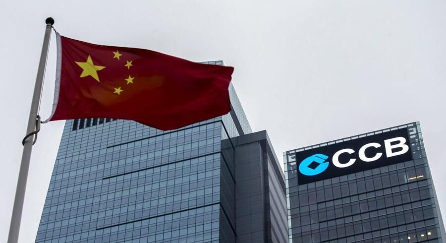 Tirsdagen har været alt andet end rolig på de kinesiske aktiebørser.