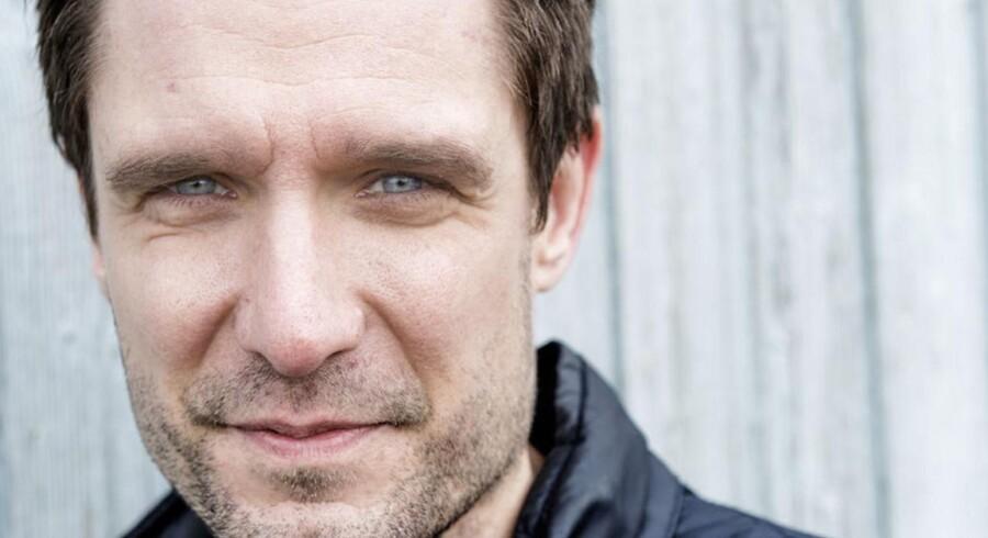 TV-Vært Morten Resen.