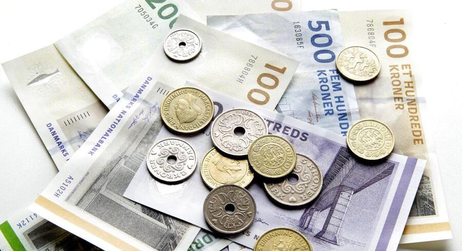 Investeringer i private equity fonde gav i perioden et afkast på 5,9 mio. kr. mod 26,1 mio. kr. i perioden sidste år, fremgår det af regnskabet.