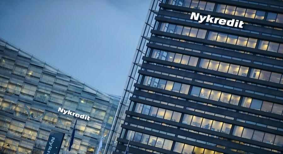 Nykredit hovedsæde på Kalvebod Brygge.
