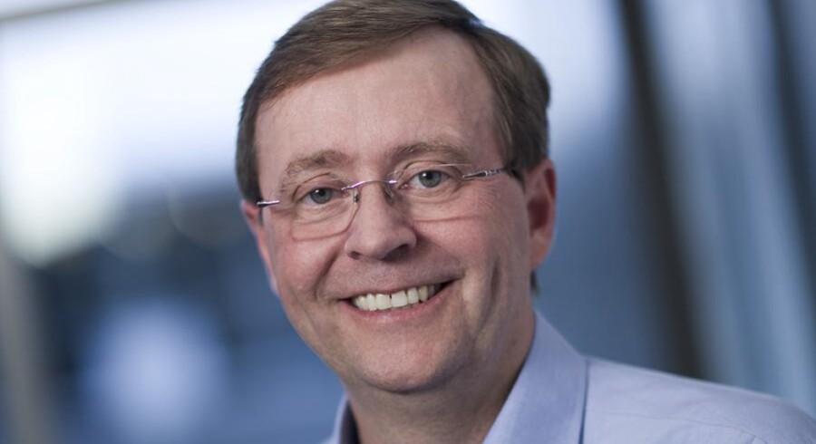 Niels Soelberg er ny mand i spidsen for Microsoft Danmark. Han har dog bred, international erfaring, som nu skal udnyttes herhjemme. Foto: Microsoft