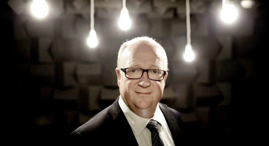 William Demant topchef Niels Jacobsen.