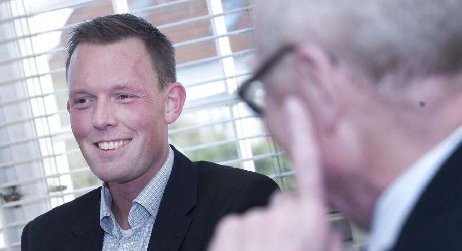Jesper Arkil, administrerende direktør i Arkil.
