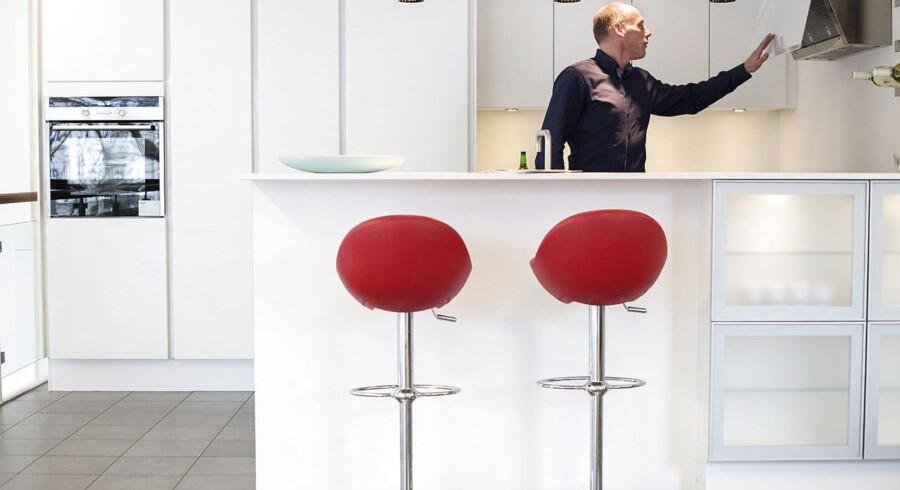 Svane og Tvis Køkkener får måske snart en ny ejer efter at have været under kapitalfonden Axels vinger i snart ni år.