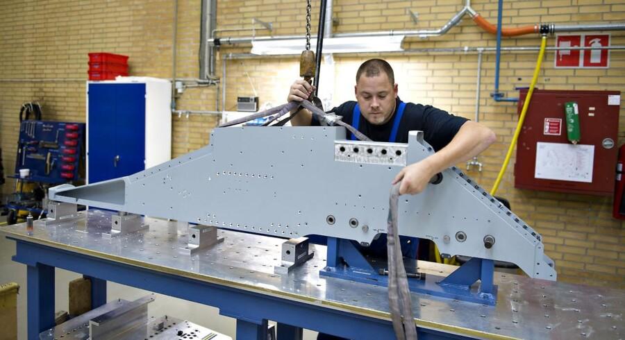 Hos Terma bliver produceret dele til F35, også kaldet Joint Strike Fighter. Her bliver der fremstillet flydele i komposit ved hjælp af en teknologi, som virksomheden har udviklet i kraft af teknologioverførsel fra blandt andet den amerikanske flyproducent Lockheed Martin.