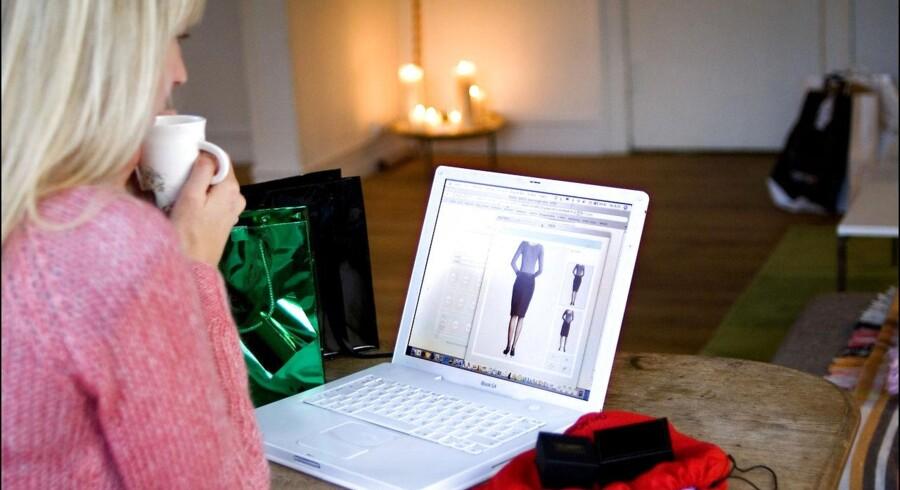 Danske internethandlere søger i stadig stigende grad uden for landets grænser, og det betyder tabt omsætning hos virksomhederne.