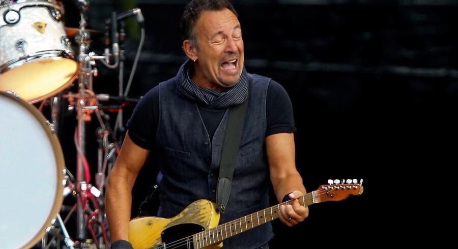 Mænd med meget testosteron vil typisk foretrække Bruce Springsteen frem for eksempelvis jazzmusik.