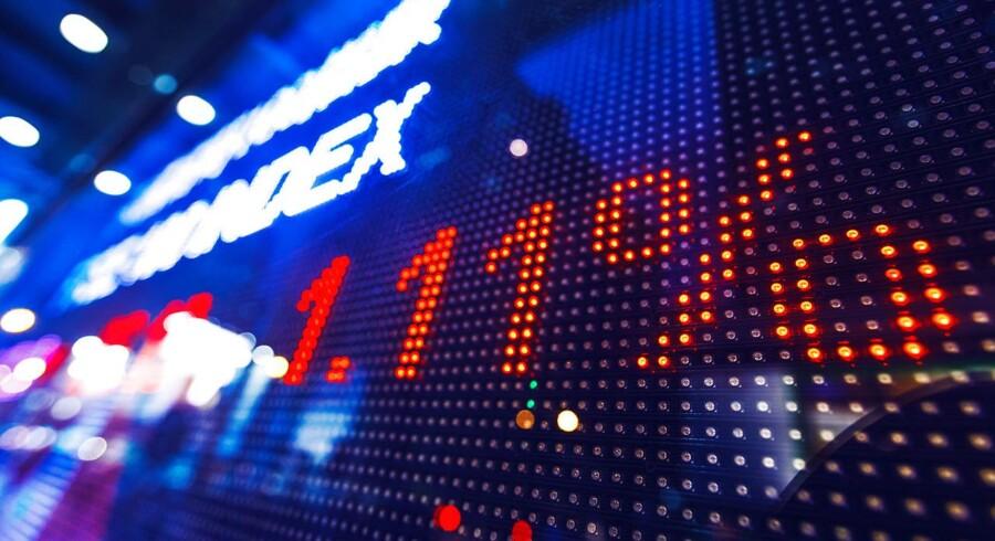 Den svenske entreprenørkoncern NCC står for dagens største nedtur i det brede Stoxx 600-indeks.