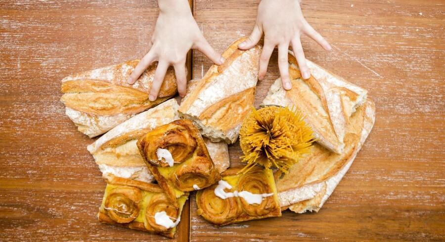 For stort fokus fra de voksnes side på fedt eller stivelse, kan præge børns spisevaner i så høj grad, at de får en spiseforstyrrelse. Modelfoto: Nikolai Linares