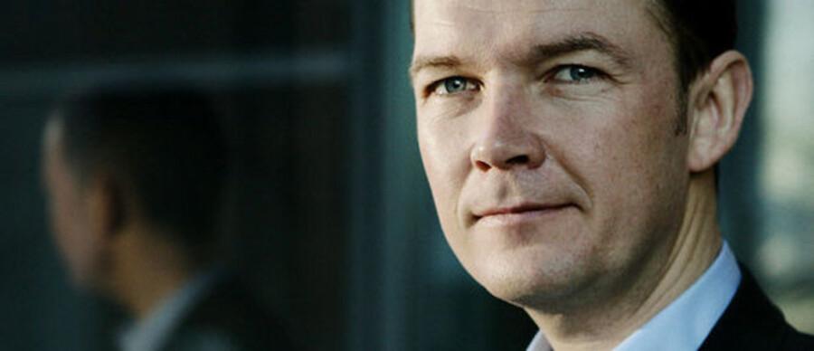 Martin Pedersen, Nokias salgsansvarlige i Norden og Baltikum.