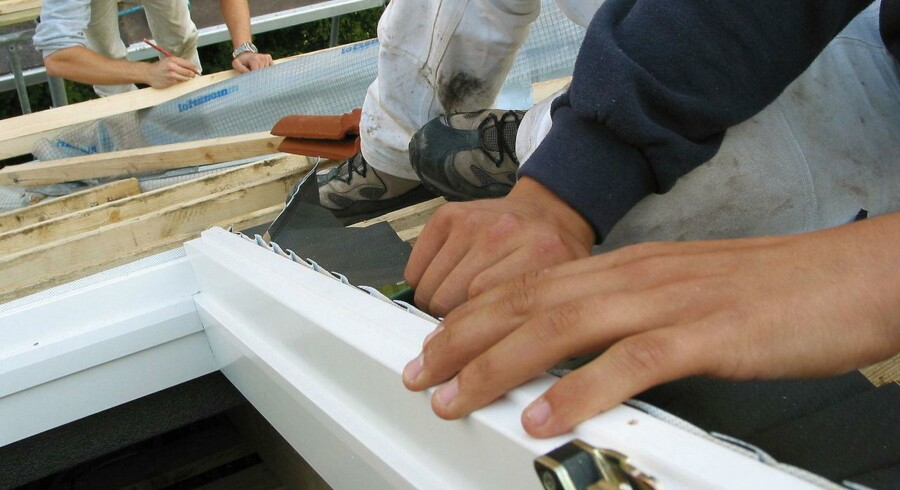 Er man utilfreds med håndværkerens arbejde, må man klage i ordentlig tid - og holde fast i sin klage, hvis man er utilfreds med svaret.