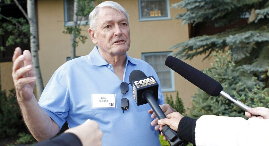 Formand for Liberty Global John Malone