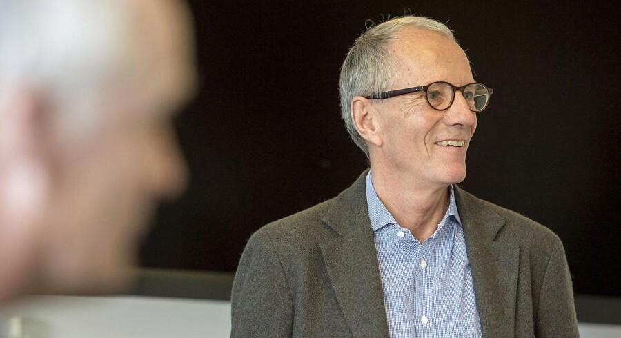 Lundbecks forskningsdirektør, Anders Gersel Pedersen, er fortrøstningsfuld forud for de amerikanske sundhedsmyndigheders gennemgang af antidepressivmidlet Brintellix.