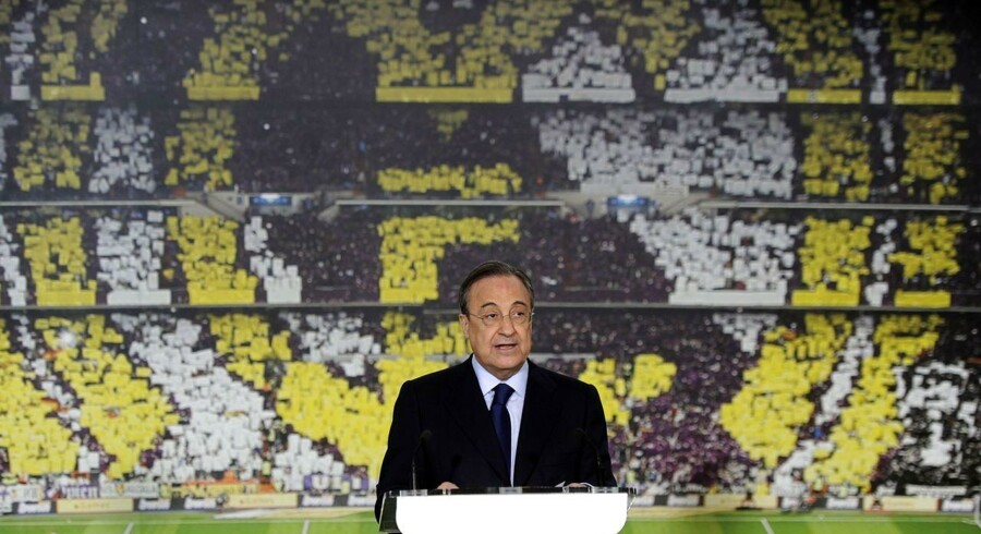 Et af Florentino Perez valgløfter, da han blev valgt som præsident for Real Madrid, var at hente en verdensstjerne. Med 700 millioner kroners indkøbet af Gareth Bale, må man sige, at han har leveret.