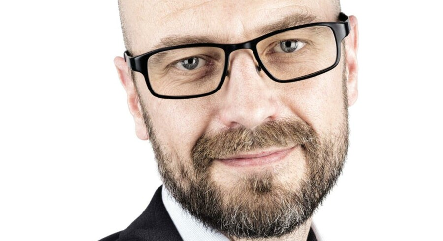 Souchef og digital redaktør på Berlingske Business, Mikael Hjorth.