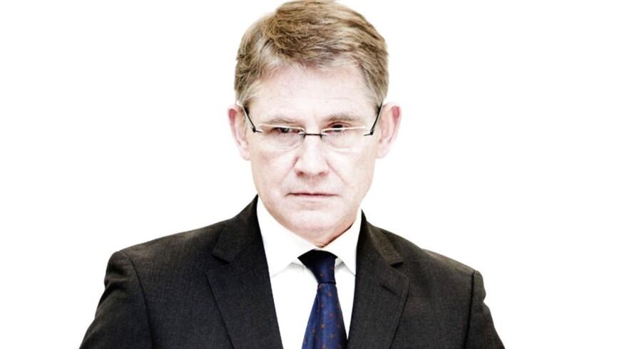 Novo Nordisks topchef Lars Rebien Sørenses synes, at det er synd for Novo Nordisk.