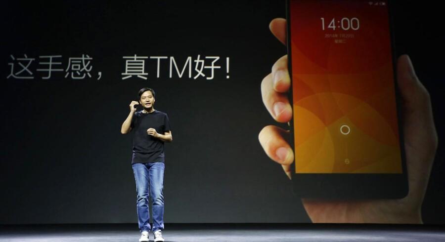 Den kinesiske smartphoneproducent, der er førende på markedet i det ellers Apple-glade Kina, rejste mandag 1,1 mia. dollar i venture kapital.