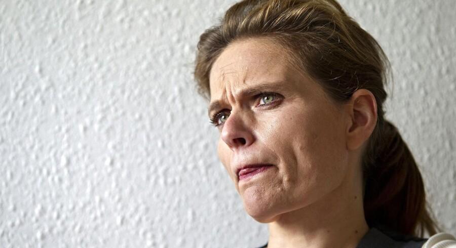 Arkivfoto. Sognepræst Sørine Godtfredsen i hjemmet på Frederiksberg.