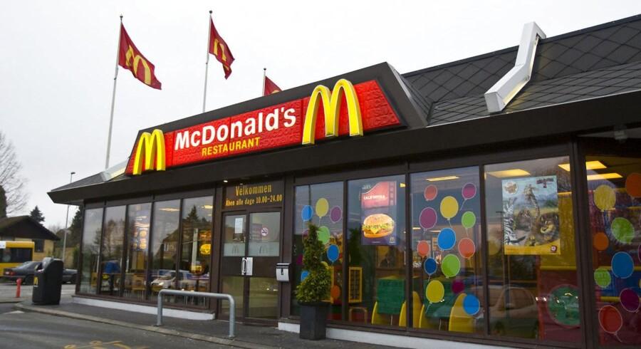 McDonald's skatteaftale med Luxembourg skal nu undersøges.