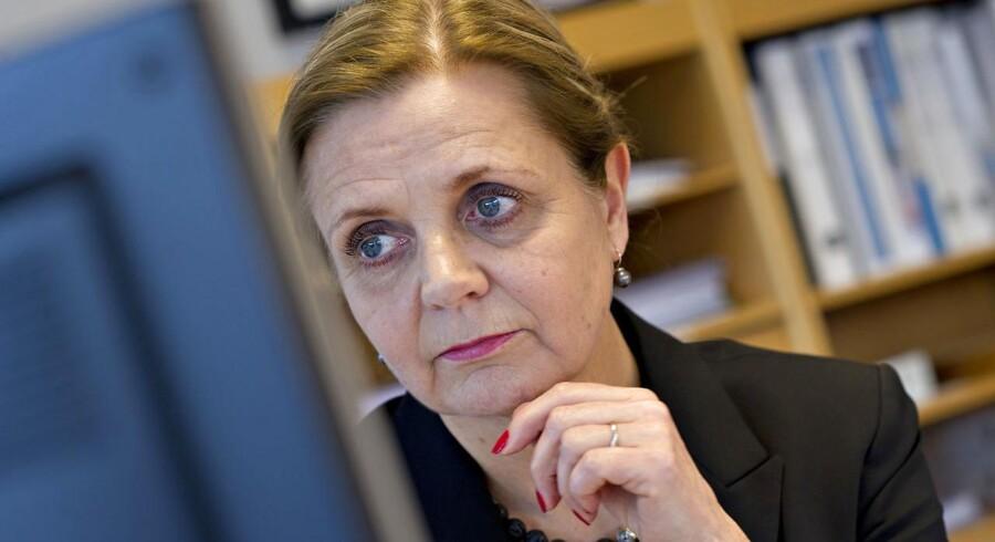 Sydbanks topchef Karen Frøsig