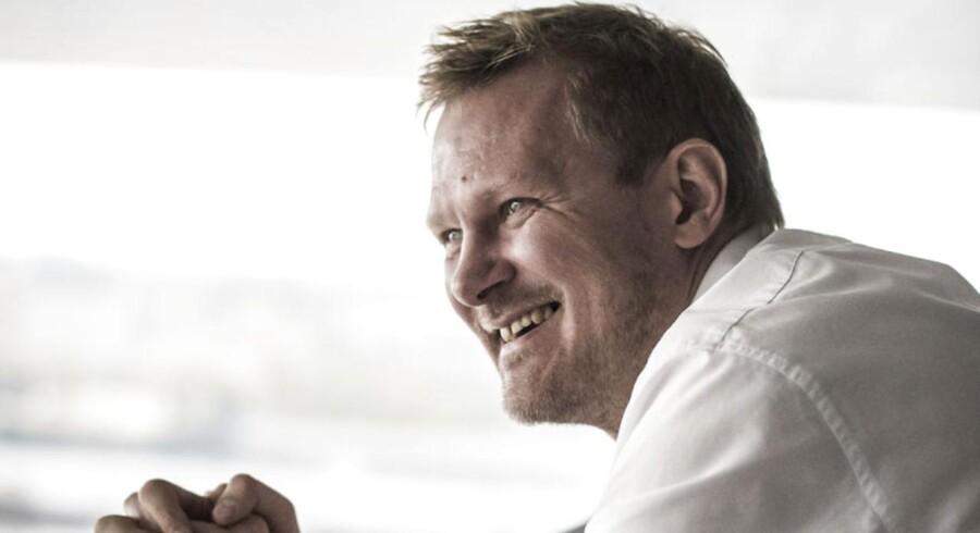Portræt af Kasper Holten i forbindelse med hans opsætning af Jægerbruden i operahuset. Kasper er dansk sceneinstruktør og siden 2011 operachef på Royal Opera House, Covent Garden Operaen i London.