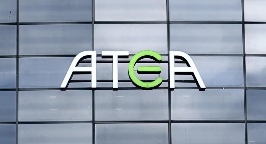 Anklagernes procedure i den store bestikkelsessag mod tidligere ansatte i it-selskabet Atea samt Region Sjælland fortsætter mandag. Scanpix/Niels Ahlmann Olesen