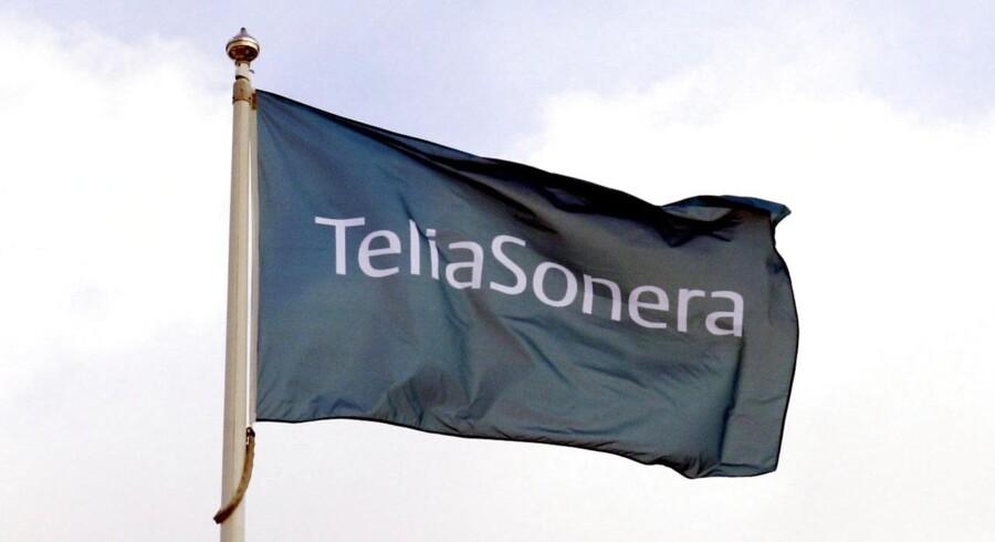 TeliaSonera - eller i Danmark kendt som Telia - har udnævnt en ny internationalt topchef efter mange spekulationer om, hvem der skulle overtage den post. Arkivfoto: EPA / Scanpix