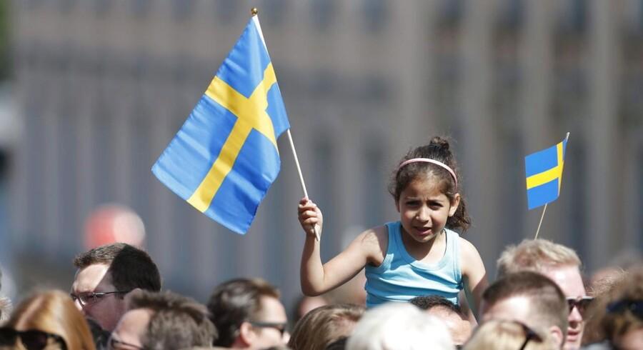 Sverige: BNP-væksten overrasker positivt