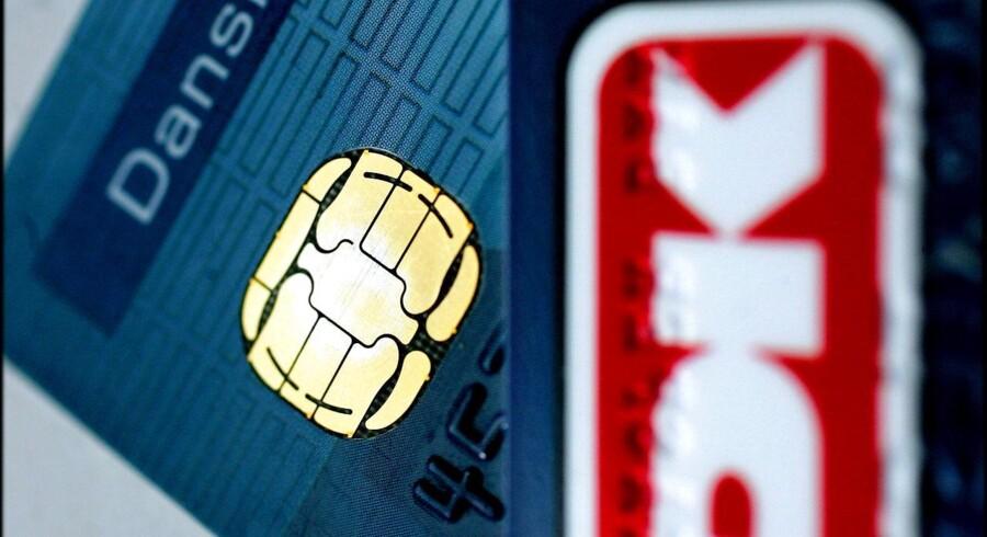 Danske Bank slettede torsdag 15.000 dankort på grund af en menneskelig fejl. 2.000 af kortene er stadig spærrede. FOTO: Bax Lindhardt/Scanpix.