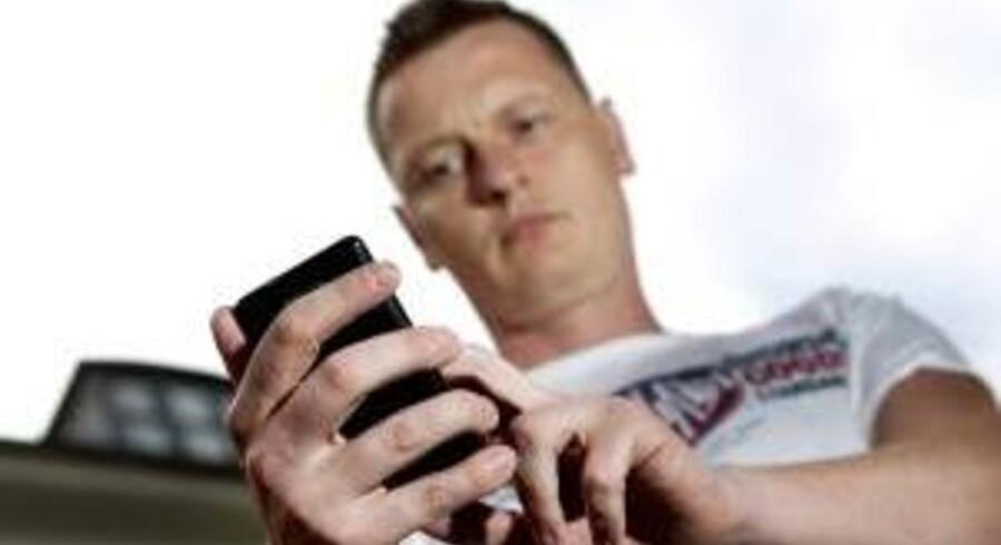 Antallet af søgninger på mobilen er fordoblet i løbet af det seneste år