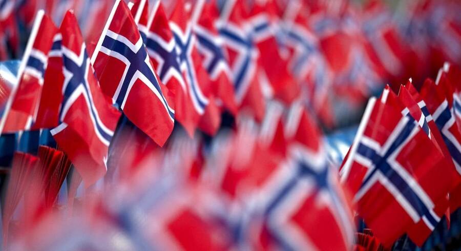 Den norske oliefond har haft et afkast på 544 milliarder norske kroner i 2014.