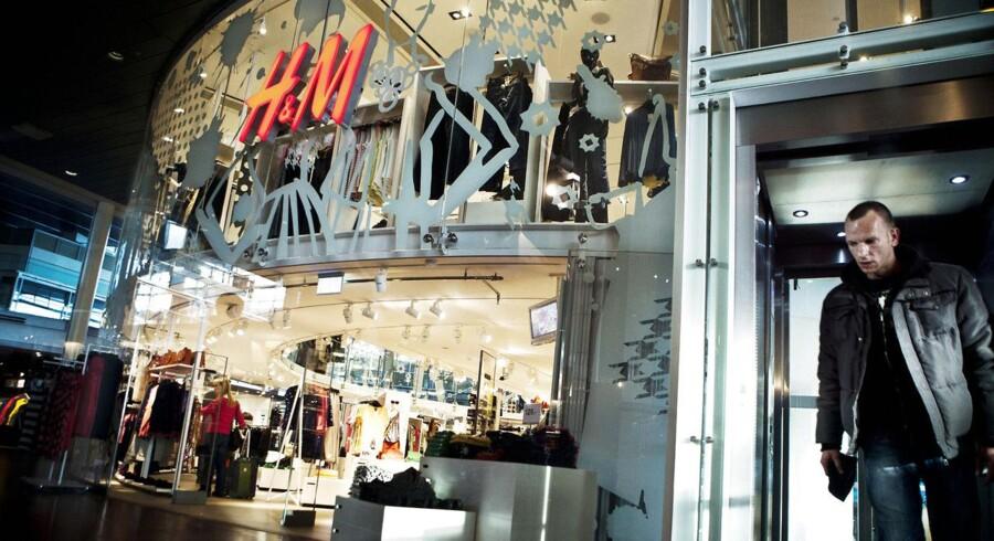 H&Ms butik i Københavns Lufthavn kan blive et af de steder, hvor de aktive fremover kan købe ind til fritidsaktiviteterne.