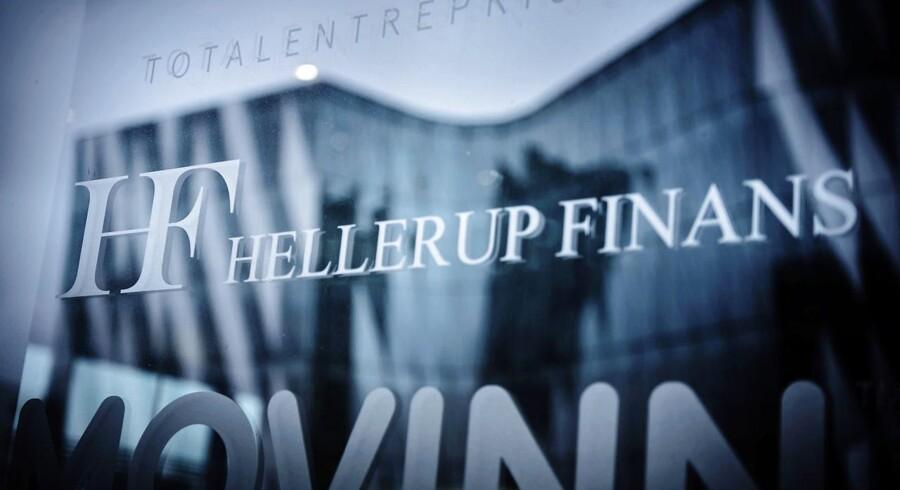 Firmaet risikerer at komme i pengemangel, hvis ikke der blev skudt millioner i det skandaleombruste selskab