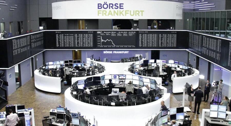 De europæiske aktier klarede sig bedre end i de amerikanske i foråret, men USA-aktierne er til gengæld kommet pænt igennem sommerperioden, mens det har haltet noget mere rundt om i Europa.