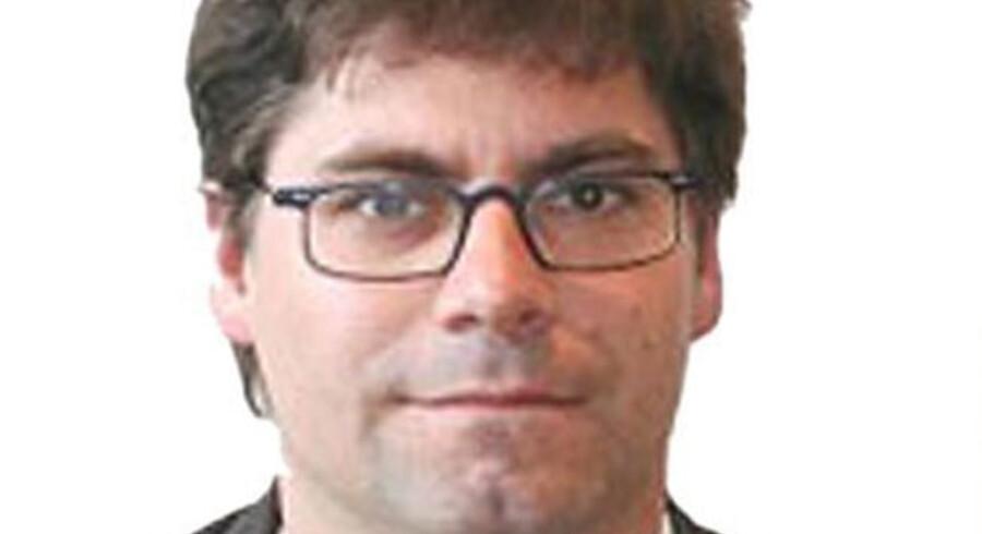 Hosea Dutschke, direktør Magistratsafdelingen for Sundhed og Omsorg Århus Kommune