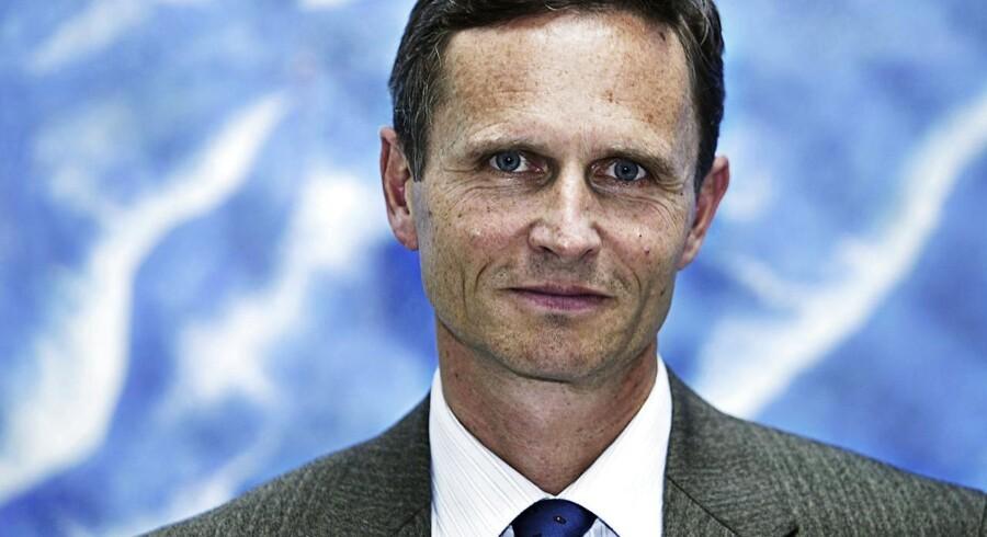 Jens Munch-Hansen er 58 år gammel og har været medlem af selskabets direktion siden 2009.