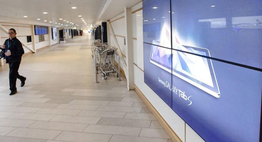 Dansk Reklame Film har udviklet en teknologi, der gør, at reklameskærme kan tilpasse reklamerne på skærmen efter målgruppen.