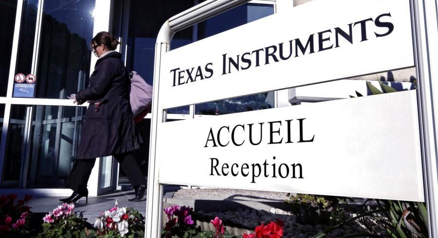 Texas Instruments.