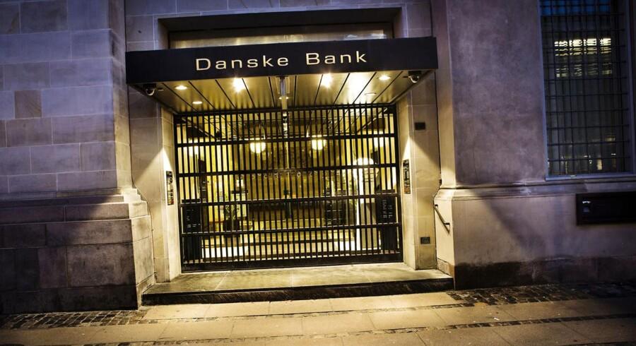 ARKIVFOTO. A. P. Møller - Mærsk skriver i årsrapporten for 2014, at man har besluttet sig for at frasælge sine aktier i Danske Bank.Se Ritzau: Danske banker klarer sig gennem stresstest.De danske banker klarer sig igennem europæisk stresstest, mens 25 af de testede banker fra eurozonen dumper, oplyser Den Europæiske Centralbank, ECB. ARKIVFOTO: