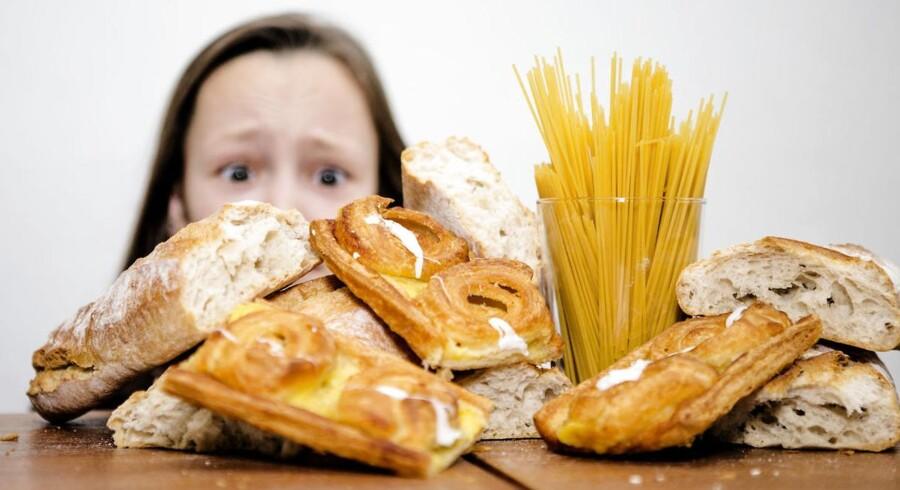 MODELFOTO. Hjælp, der er stivelse i maden.