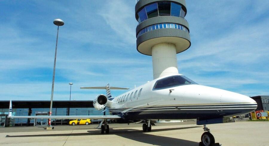 Roskilde Lufthavn er blevet hædret som den bedste business-lufthavn af et luftfartsmagasin.