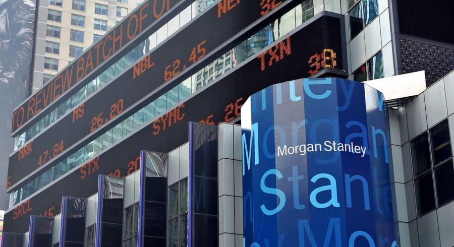 - I USA har der været flere fortilfælde af forlig, hvilket har givet banksektoren bedre muligheder for at forberede sig på eventuelle omkostninger forbundet med sagsanlæg, udtaler Huw van Steenis, ledende analytiker hos Morgan Stanley.