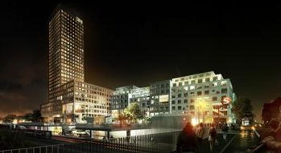 Den første store byggeopgave i Carlsbergbyen går til svenskejet storentreprenør.