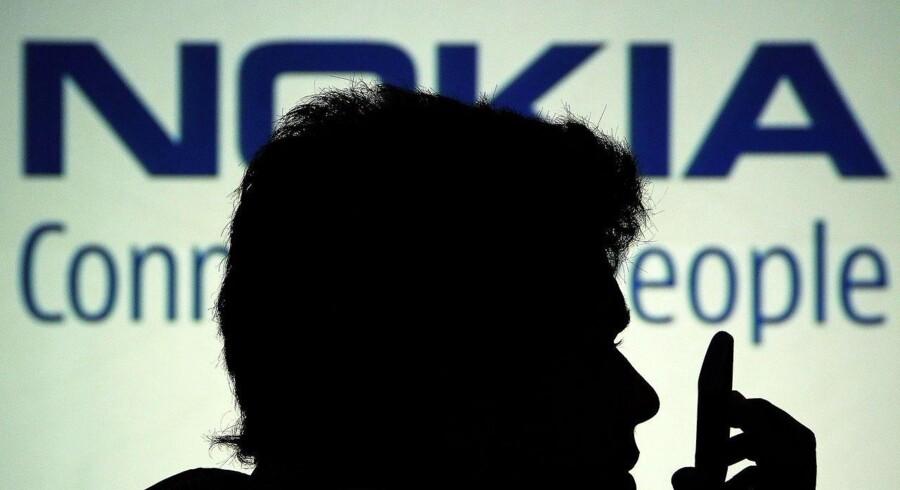 Finnerne solgte ud, da nyheden om Microsofts køb af Nokias mobilforretning kom frem 4. september. Arkivfoto: AFP/Scanpix
