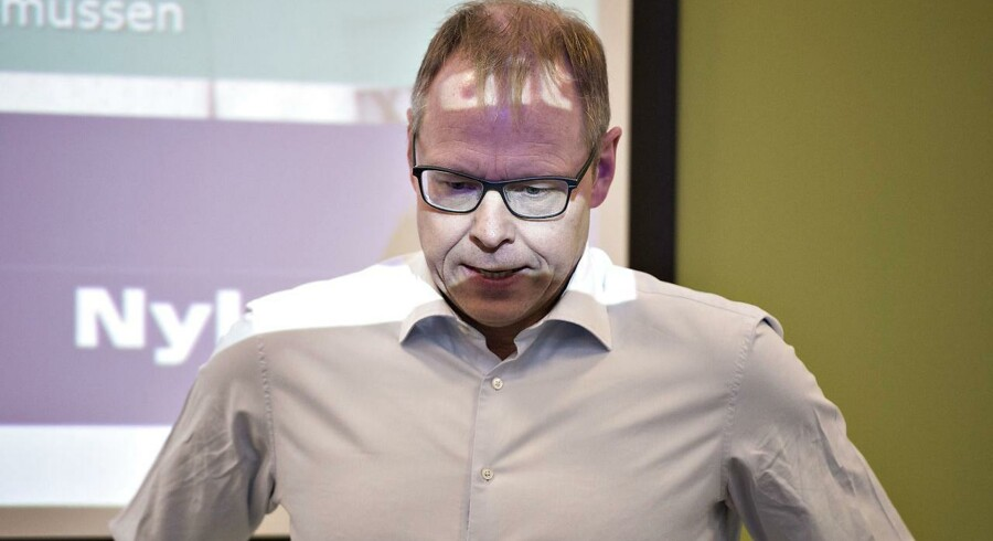 Nykredits adm. direktør, Michael Rasmussen.