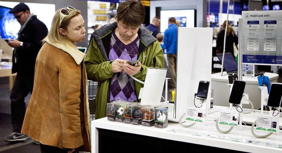 Butikker flygter fra Expert-kæden på grund af store forandringer.